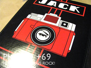 Holga Jack Edition