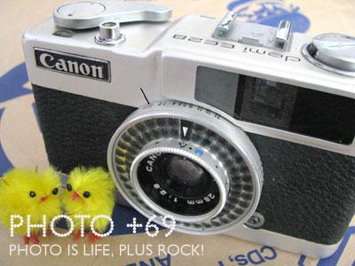 Canon demi(キャノン デミ) EE28