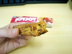 大豆タンパク、イソフラボン、食物繊維!ソイジョイ(soyjoy)