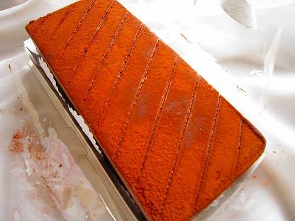 がらがらどん チョコレートケーキ