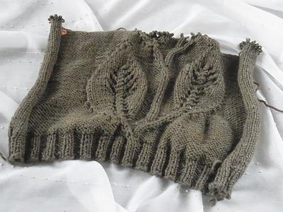 サイチカ 今着たいセーター ジャックと豆の木のセーター