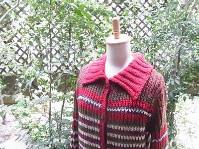 毛糸だま ダイヤ フォーメン 極太 ウール 畦編み