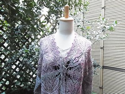 パピー トゥルーズ 毛糸だま 2011 夏号 クンスト編み クンストレース