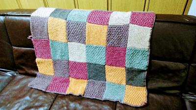 パピー アルパカモヘア 手編みのニットで冬支度