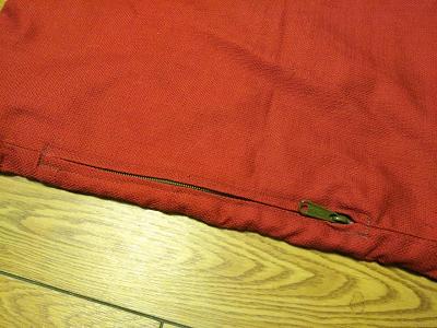 手編み 編み込み 犬のベッド 猫のベッド ファスナーつき