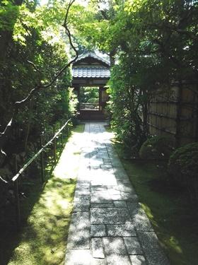 大徳寺塔頭 紫野 高桐院