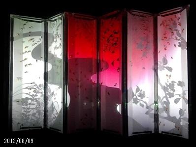 20130809_203640 ART AQUARIUM Byoburium 2/アートアクアリウム展〜名古屋・金魚の雅〜