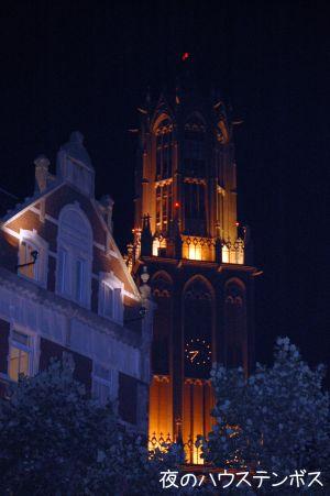 夜のハウステンボス