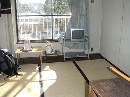 トヨタ自動車第2聖心清風東寮の部屋