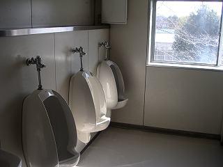 田原寮のトイレ