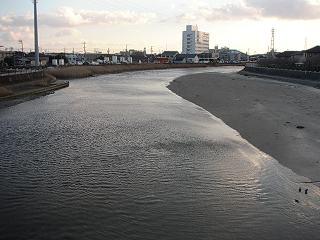 田原新橋から汐川