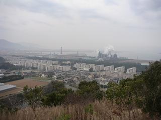 田原市笠山からの風景