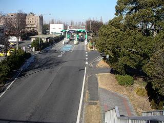 東名高速、豊田インターチェンジ