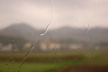 雨のさよなら