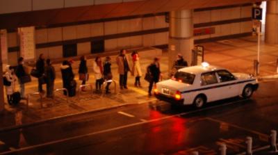 豊橋駅、神立ち