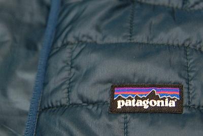 パタゴニア ナノパフジャケット
