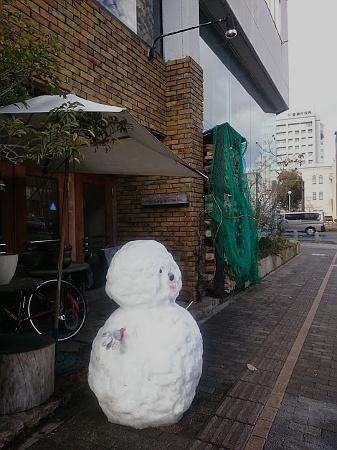雪だるま 風のように花のように