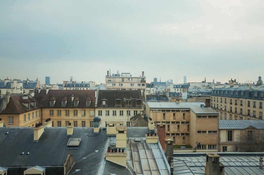 Photographer arakihayatoがパリにて撮影した風景写真