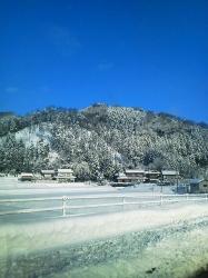 広瀬町の風景