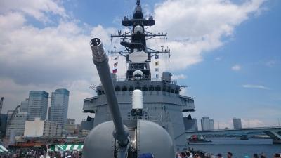 護衛艦いかづちの画像