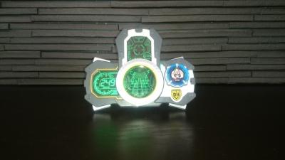 ハイパーレスキューのおもちゃドライブギアの画像