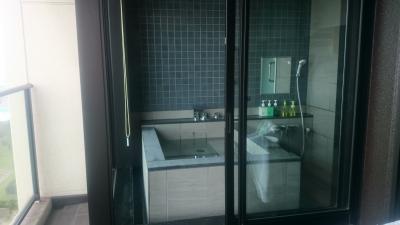 富士見亭の部屋風呂