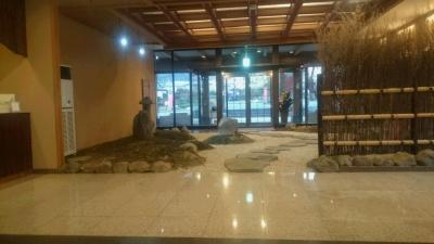 栃木県の鬼怒川絆のロビーの画像