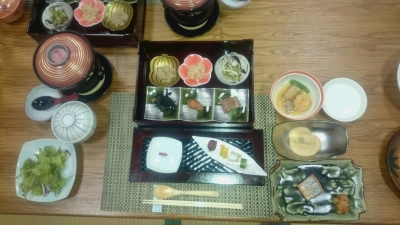 鬼怒川絆の朝食の画像