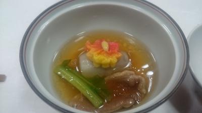 鬼怒川絆の夕食の画像