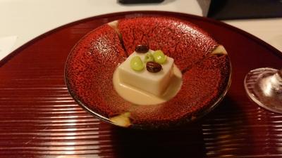 レジーナリゾート富士の食事先付