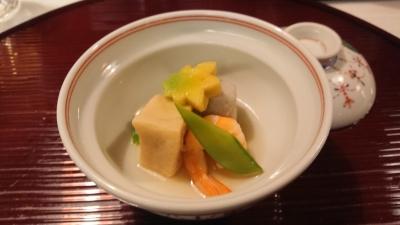 レジーナリゾート富士の食事炊き合わせ