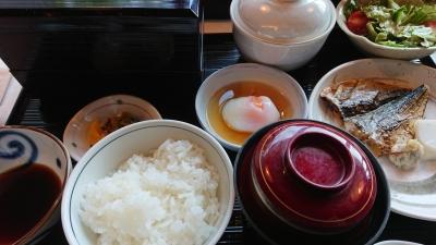 レジーナリゾート富士の食事朝食