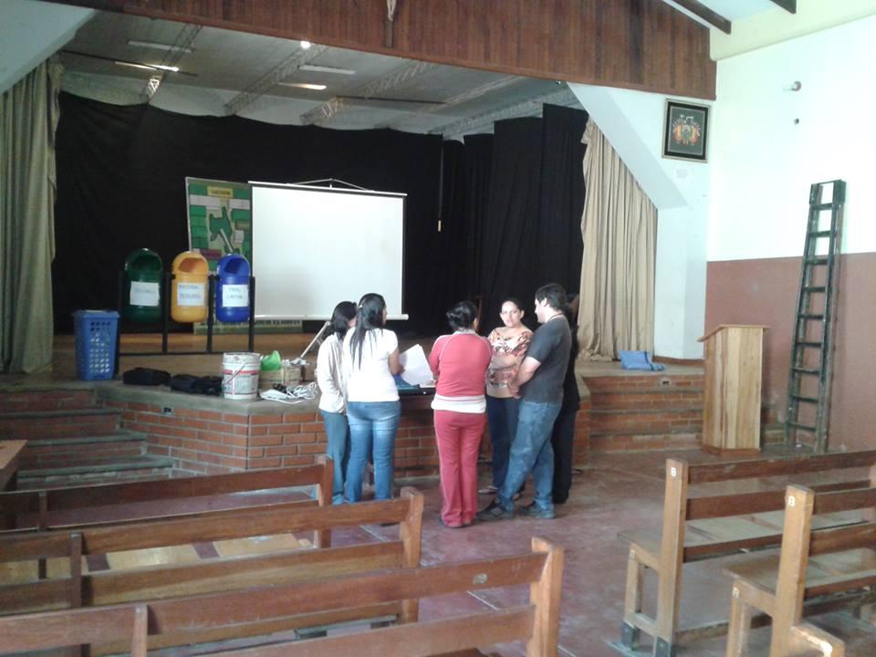 講習後の反省会