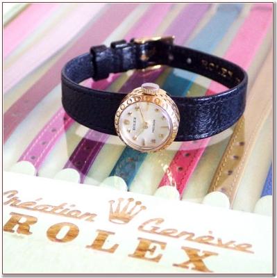 ROLEX(ロレックス) カメレオン スターダイヤル&バブル模様 レア!