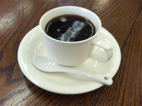 """""""ふくふく""""で美味しいコーヒー頂きました。"""