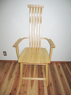 家具/椅子 ホワイトアッシュ01