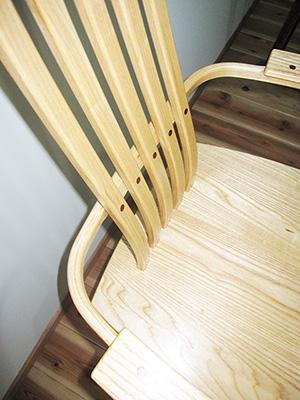 家具/椅子 ホワイトアッシュ02