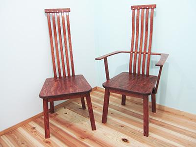 家具/椅子 ブビンガ03