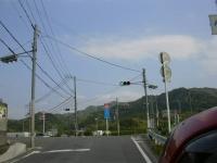 木津の交差点