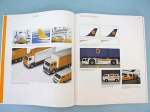 『50 Years of Lufthansa Design』誌面