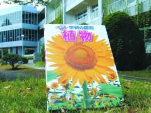 学研の図鑑(植物)