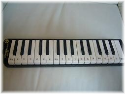 HONOR 鍵盤ハーモニカ melodica 32