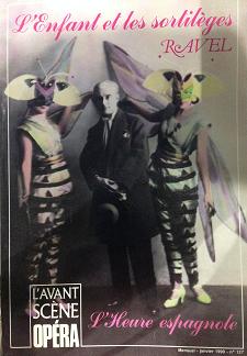 ラヴェル 子供と魔法 表紙