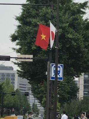 チャン・ダイ・クアン国家主席夫妻来日