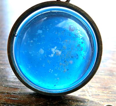 銀河ドーム/青い天球
