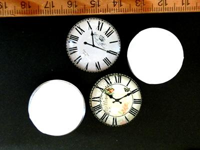 時計硝子ドーム