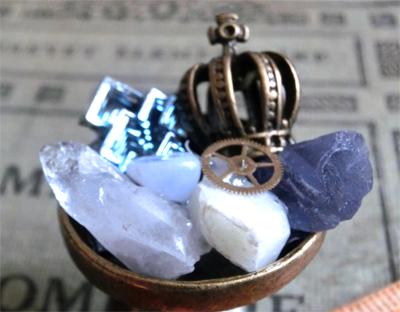 鉱物タルトリング