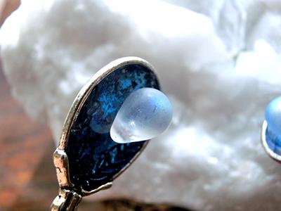 レジンスプーン/希望の滴