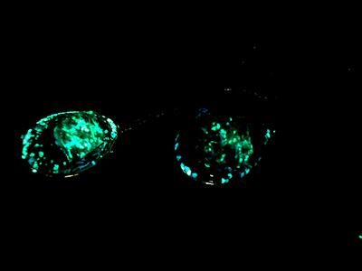 銀河スプーン/螢石