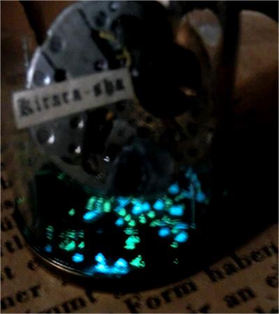硝子ドーム標本/時計仕掛けの満月と青い星